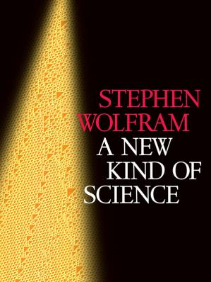 Couverture du livre A New Kind of Science