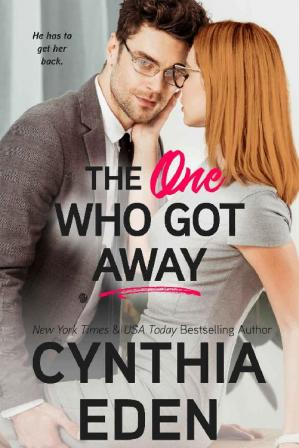 Book cover The One Who Got Away (Wilde Ways Book 12)