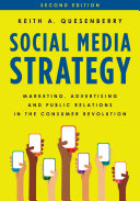 Обложка книги Social Media Strategy: Marketing, Advertising, and Public Relations in the Consumer Revolution