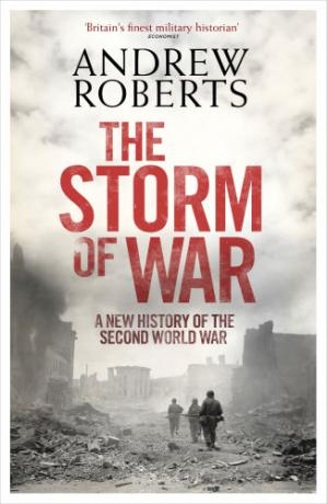Εξώφυλλο βιβλίου The Storm of War. A New History of the Second World War
