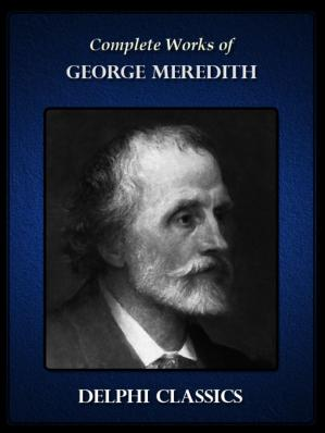 Book cover Delphi Complete Works of George Meredith