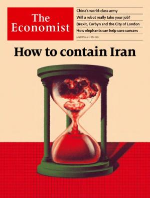 Book cover The Economist (June 29th 2019)