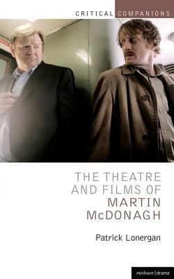 A capa do livro The Theatre and Films of Martin McDonagh