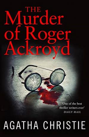 Book cover The Murder of Roger Ackroyd