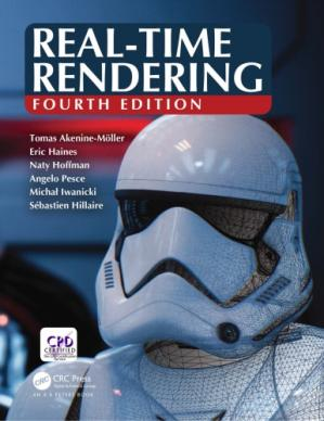 Book cover Real-Time Rendering