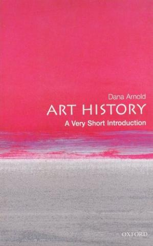 Book cover Art History: A Very Short Introduction
