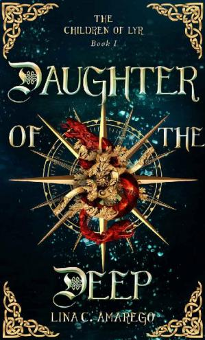 Book cover Daughter of the Deep