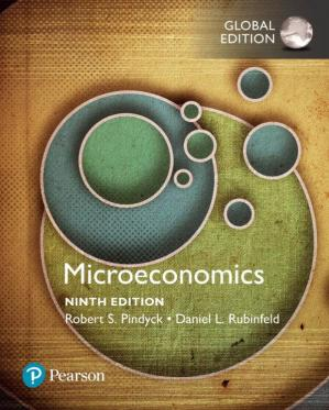 Book cover Microeconomics, 9th Global Edition