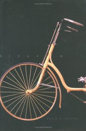 Book cover Bicycle: The History