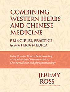 Book cover Combining Western Herbs and Chinese Medicine