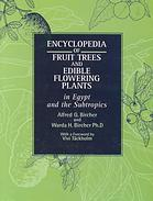 Sampul buku Encyclopedia of Fruit Trees and Edible Flowering Plants: in Egypt and the Subtropics