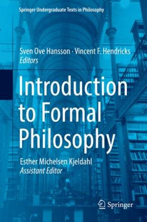 书籍封面 Introduction to Formal Philosophy