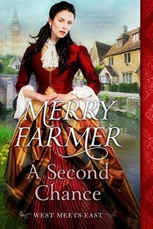 Book cover A Second Chance