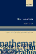 Book cover Real Analysis