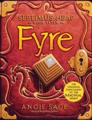 Book cover Fyre