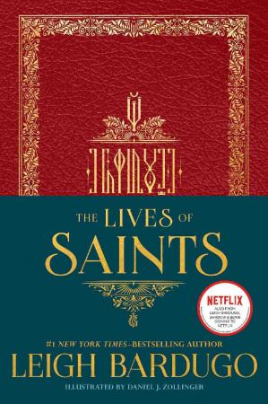 Book cover The Lives of Saints