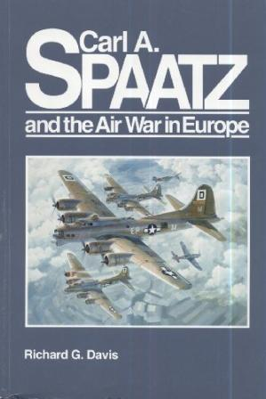 Portada del libro Carl A. Spaatz and the air war in Europe (General histories)