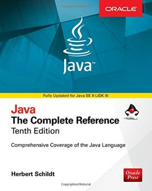 Copertina Java: The Complete Reference