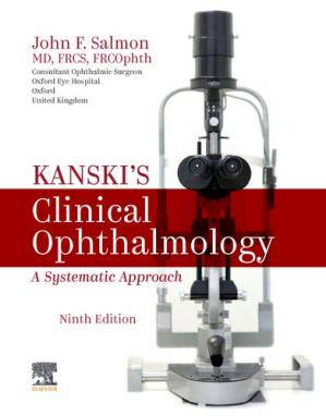 Book cover Kanski's Clinical Ophthalmology