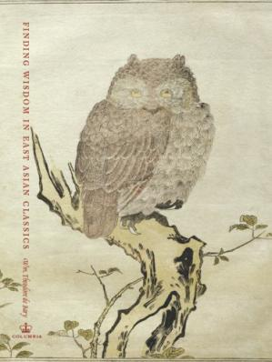 Couverture du livre Finding wisdom in East Asian classics