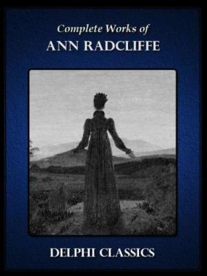 Book cover Delphi Complete Works of Ann Radcliffe