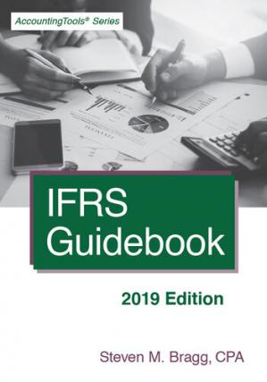 Book cover IFRS Guidebook: 2019 Edition