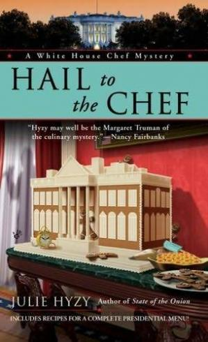 Book cover Hail to the Chef