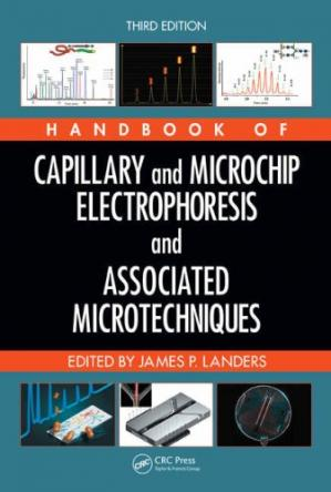 पुस्तक कवर Handbook of Capillary and Microchip Electrophoresis and Associated Microtechniques