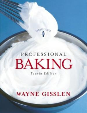 Book cover Professional Baking