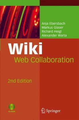 Book cover Wiki: Kooperation im Web (Xpert.press)