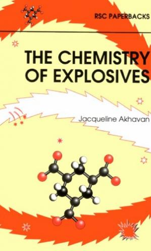 Գրքի կազմ The Chemistry Of Explosives By Jacqueline Akhavan