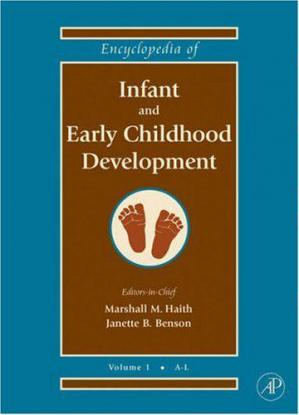 Copertina Psychology Encyclopedia Of Infant And Early Childhood Development