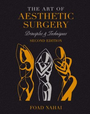 Okładka książki The Art of Aesthetic Surgery: Principles and Techniques, Three Volume Set, Second Edition