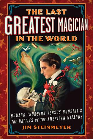 Book cover The Last Greatest Magician in the World