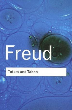 Book cover Totem and Taboo