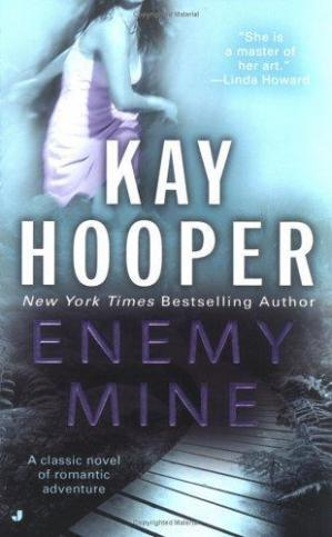 Book cover Enemy Mine