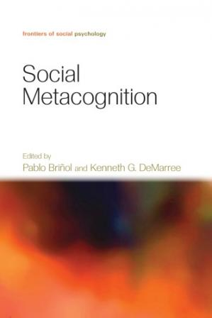 Book cover Social Metacognition