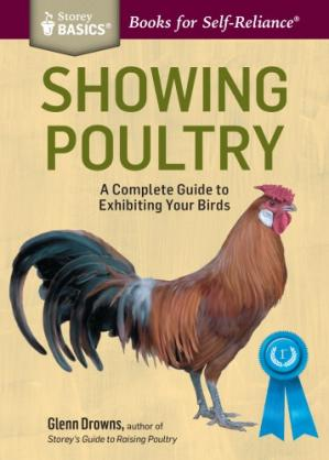 Book cover Showing Poultry