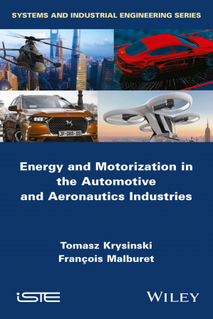 Book cover Energy and Motorization in the Automotive and Aeronautics Industries