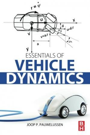 Book cover Essentials of Vehicle Dynamics