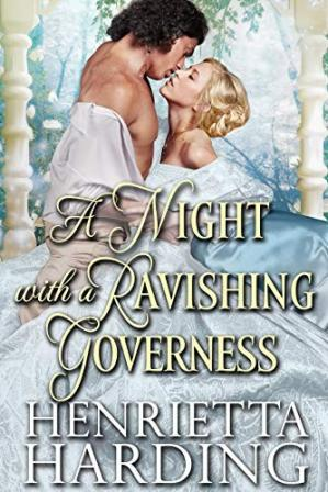 Book cover A Night With a Ravishing Governess