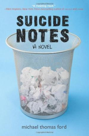 Book cover Suicide Notes