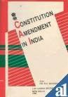 Обкладинка книги Constitution Amendment in India (with Constitution of India)