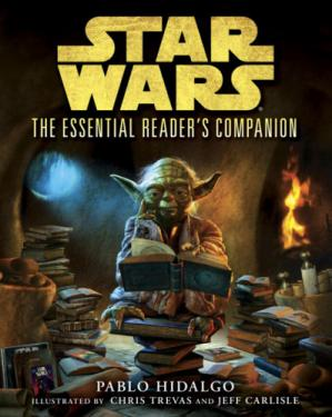 Book cover Star Wars: The Essential Reader's Companion