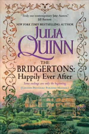 Book cover The Bridgertons: Happily Ever After
