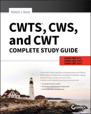 Обкладинка книги CWTS, CWS, and CWT complete study guide : Exams PW0-071, CWS-2017, CWT-2017