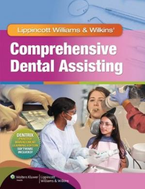 Book cover Lippincott Williams Wilkins' Comprehensive Dental Assisting