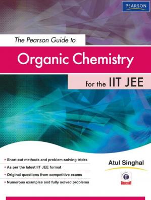 Copertina The Pearson Guide to Organic Chemistry for  IIT JEE