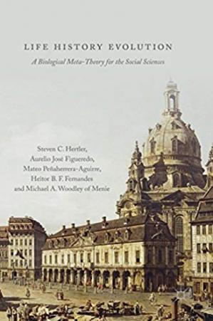 Book cover Life history evolution: a biological meta-theory for the social sciences
