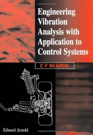 Portada del libro Engineering Vibration Analysis with Application to Control Systems